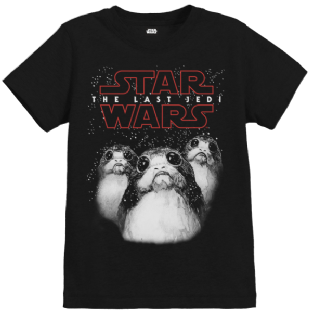 Star Wars T Shirt - Porgs